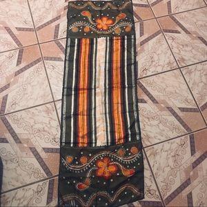 VTG silk scarf